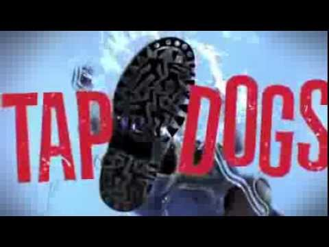 Tap Dogs Now at Jupiters Casino (TV Advertisement)
