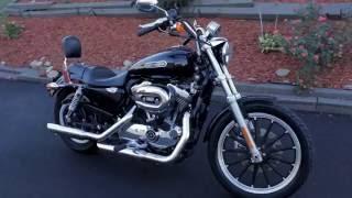 3. 2011 Harley Sportster 1200 Low