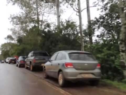 Silvio Brasil - Enchente em Porto Mauá