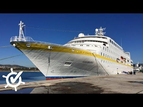 MS Hamburg: Live-Rundgang und Schiffstour