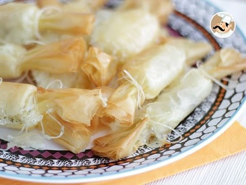 bonbon salati con formaggio di capra - ricetta