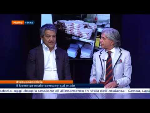 TeleGenova intervista Gregorio Fogliani