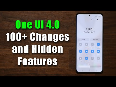 Samsung One UI 4.0 vs One UI 3.1 - 100+ Changes and HIDDEN FEATURES