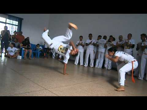 4° Encontro Nacional de Capoeira - Itinga do Maranhão 2015