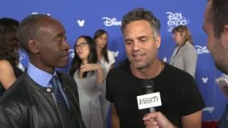 d23 Expo: 'Avenger' star Mark Ruffalo says NO standalone Hulk movie in the MCU