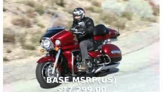 7. 2010 Kawasaki Vulcan 1700 Voyager  Top Speed Transmission superbike Specs motorbike