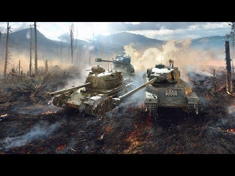 WoT Blitz - Большие и маленькие танки в одном стриме - World of Tanks Blitz (WoTB)