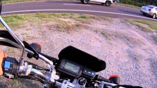 8. Dual Sport Super Sherpa Action