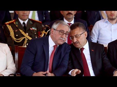 Επιμένει η Τουρκία για Κυπριακό-Γεωτρήσεις