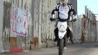 1. Husqvarna SMS630 - Video
