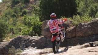9. 2014 KTM 200 EXC