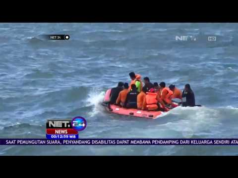 Pencarian 2 Korban Tenggelam Di Manado Dihentikan - NET24