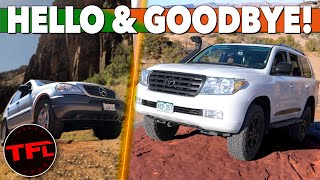 It's Time To Say Goodbye To Our TFL Pro Toyota Land Cruiser — Here's What We Bought To Replace It! by The Fast Lane Truck