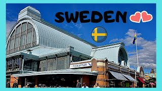 Let's visit Stora Saluhallen which is Gothenburg's largest food hall dating from 1889. With over 40 stalls and eateries, ...