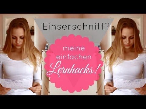 EINSERSCHNITT? 6 Lern- & MotivationsHACKS (видео)