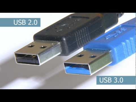 usb 3.0 - This video explains the new 'superspeed' USB 3.0 standard for connecting things to computers. It is produced and presented by Christopher Barnatt of Explaini...