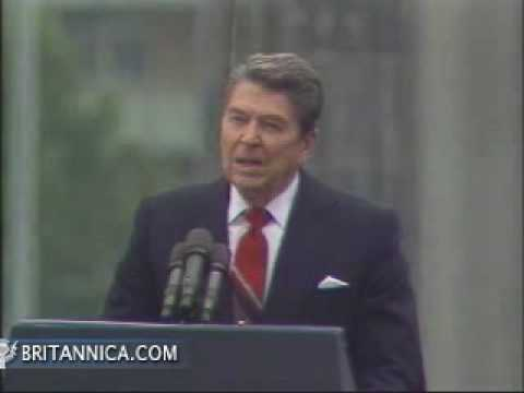 Tear Down This Wall! Ronald Reagan's 1987 Speech
