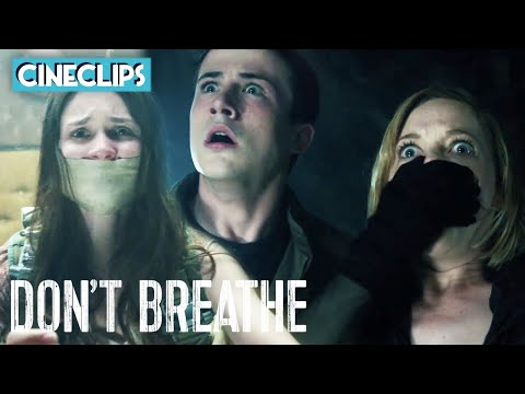 What's In The Basement?   Don't Breathe   CineClips