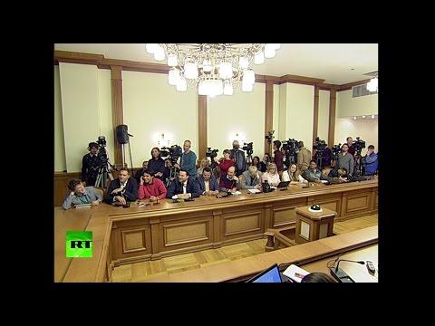 Захарова о «соседстве» RT и CNN на брифинге: «Уголок пропагандистов» (видео)