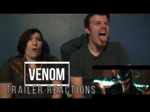 Venom Official Trailer Reactions