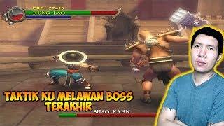 Video Lawan Shang Tsung, Kintaro, & Shao Kahn - Mortal Kombat Shaolin Monks MP3, 3GP, MP4, WEBM, AVI, FLV September 2019