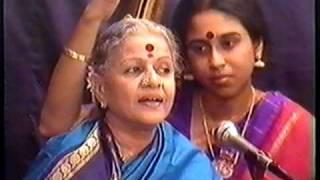M.S.Subbulakshmi - Devaadi Deva - Sindhuramakriya - Tyagaraja Swami