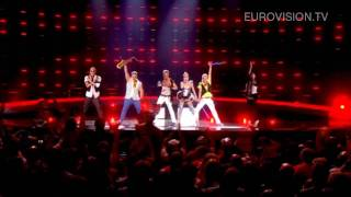 powered by http;//www.eurovision.tv Sunstroke Project & Olia Tira gave one of the most energetic performances of this year's ...
