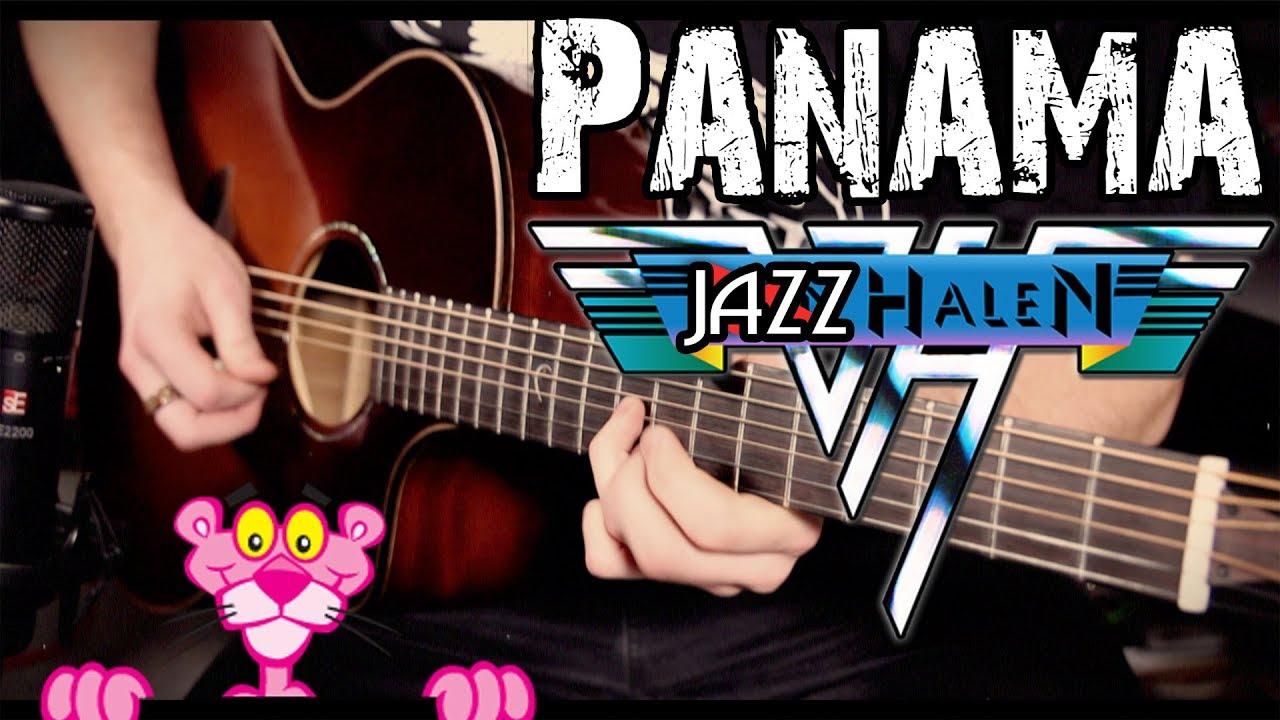 Panama Solo – Van Halen – Acoustic Guitar Cover