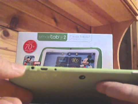 SmatTab Jr 2 Kids Tablet Review