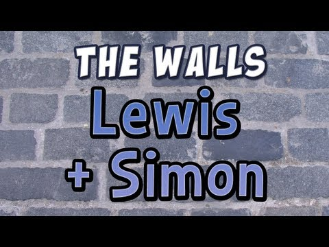 The Walls - Lewis and Simon Video