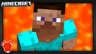 How Long Can You Survive in Lava in Minecraft?!