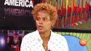 Sport America: Interview with Coach Meseret Mane