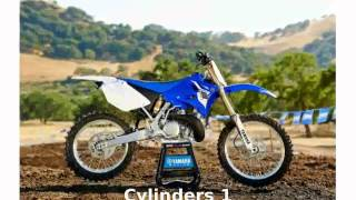 3. 2014 Yamaha YZ 250 - Features and Specs