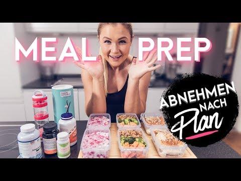 BEST Meal-Prep HACKS   Abnehmen nach Plan! ✅