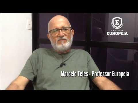 Convite do professor Marcelo Teles