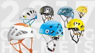 2017 Climbing Helmets by WeighMyRack