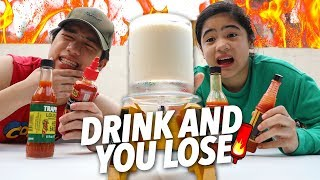Video You Drink You Lose! (Spicy Challenge) | Ranz and Niana MP3, 3GP, MP4, WEBM, AVI, FLV Desember 2018
