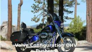 4. 2011 Harley-Davidson Softail CVO Softail Convertible  Transmission Engine - Motorcycle Specs