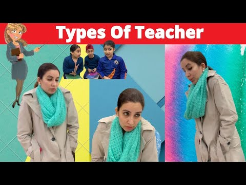 Types Of Teachers | RS 1313 VLOGS | Ramneek Singh 1313