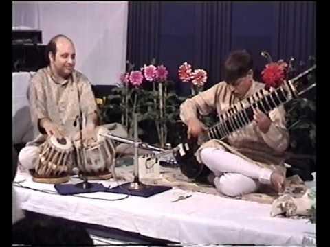 Pt. Budhaditya Mukherjee Vachaspati Jhala in Teentaal