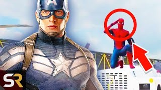 Video 20 Hidden Marvel Secrets That The Studio Doesn't Want You To Know MP3, 3GP, MP4, WEBM, AVI, FLV Juli 2018