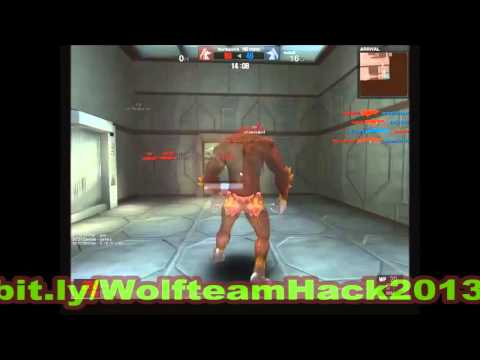 Wolfteam Hack 2013 Wallhack, Aimbot, Character....