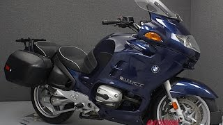 6. 2004  BMW  R1150RT W/ABS - National Powersports Distributors