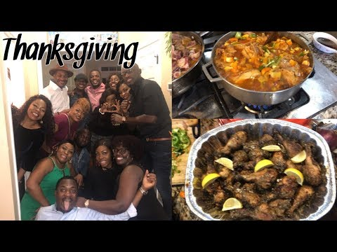 A Very Thankful, Thanksgiving Vlog | African Edition 2018