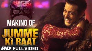 Making of Jumme Ki Raat Song - Salman Khan, Jacqueline Fernandez - Mika Singh - Himesh Reshammiya