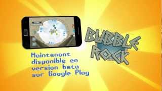Bubble Rock YouTube video