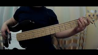 Hillsong Worship - Who You Say I Am - Bass Cover