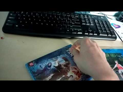 Fantastic Four Blu-ray Unboxing