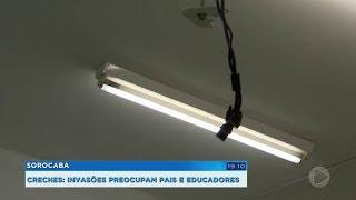Invasões e furtos a creches preocupam pais e educadores em Sorocaba