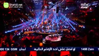 Arab Idol -الأداء - وائل سعيد - ما عاد بدي ياك